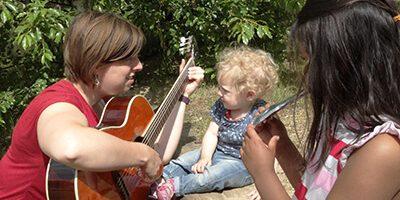 diensten: muziektherapie