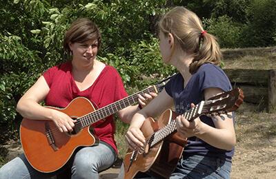 diensten: muziekbegeleiding